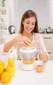 Cómo Funciona un Exprimidor de Naranjas