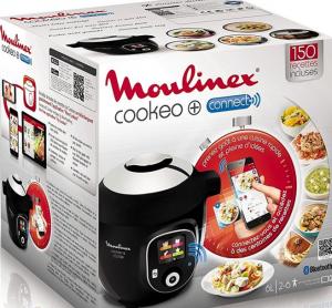 Moulinex Cookeo ventajas