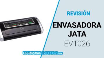 Envasadora al Vacío Jata EV1026