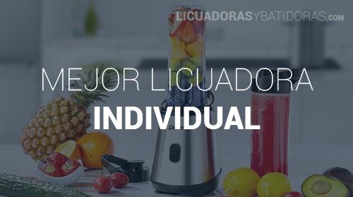Licuadoras Individuales