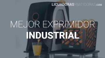 Exprimidor Industrial