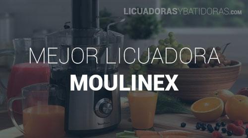 Licuadoras Moulinex