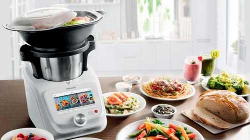 que robot de cocina multifuncion comprar