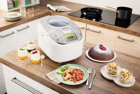 recetas robot de cocina multifuncion