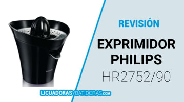 Exprimidor Philips HR2752/90
