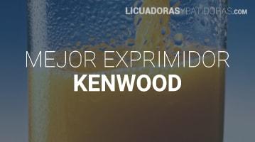 Exprimidor Kenwood