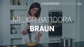 Batidoras Braun
