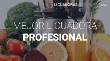 Licuadoras Profesionales