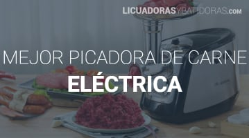 Picadora de Carne Eléctrica