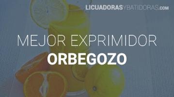 Exprimidor Orbegozo