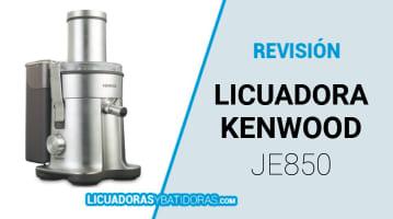 Licuadora Kenwood JE850