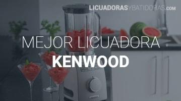 Licuadoras Kenwood
