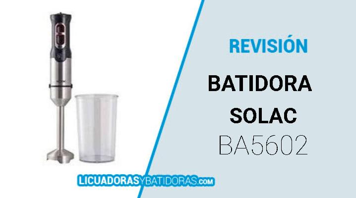 Batidora Solac BA5602