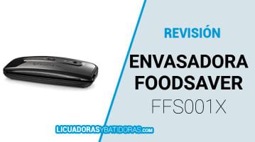 Envasadora al Vacío Foodsaver FFS001X