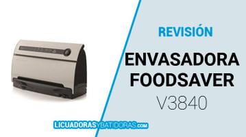 Envasadora al Vacío Foodsaver V3840
