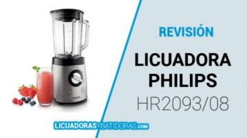 Licuadora Philips Hr2093/08
