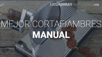 Cortafiambres Manual