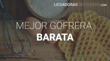 Gofrera Barata