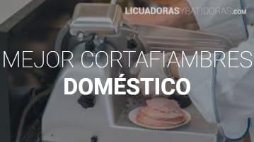 Cortafiambres para Casa / Doméstica