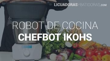 Robot de Cocina ChefBot IKOHS