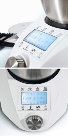robot de cocina ChefBot IKOHS potencia
