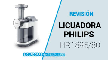 Licuadora Philips HR1895/80