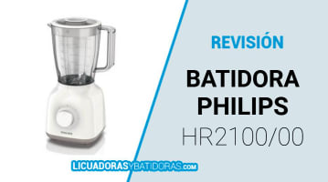 Batidora Philips HR2100/00