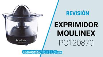 Exprimidor Moulinex PC120870