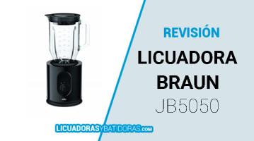 Licuadora Braun JB5050