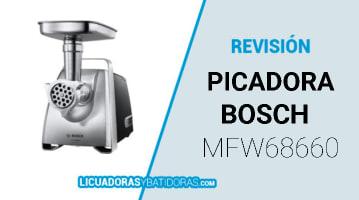 Picadora de Carne Bosch MFW68660
