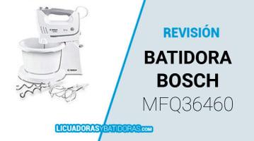 Batidora Bosch Ergomixx MFQ36460