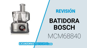 Batidora Bosch MCM68840