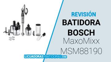 Batidora Bosch Maxomixx MSM88190