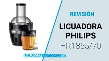 Licuadora Philips Viva Collection HR1855/70