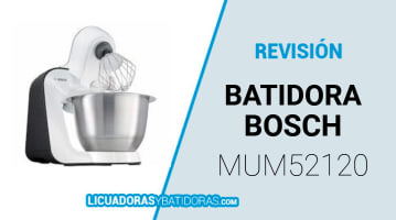 Batidora Bosch MUM52120
