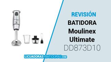 Batidora Moulinex Ultimate DD873D10