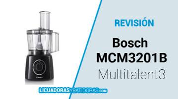 Bosch MCM3201B Multitalent3