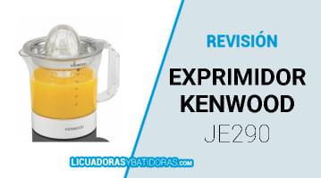 Exprimidor Kenwood JE290