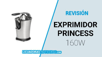Exprimidor Princess 160w