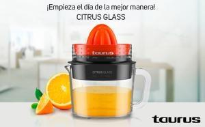 Exprimidor Taurus Citrus Glass Opiniones