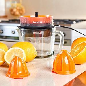Por Qué Comprar el Exprimidor Taurus Citrus Glass