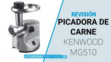 Picadora de Carne Kenwood MG510