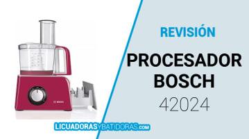 Procesador de Alimentos Bosch MCM42024