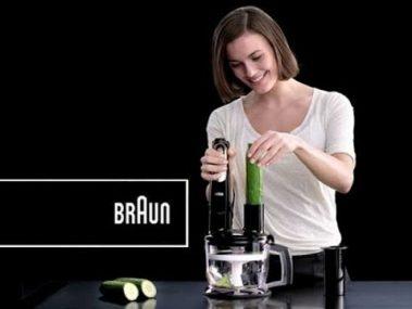 Procesador de Alimentos Braun - cual comprar
