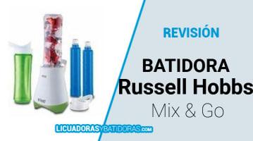 Batidora Russell Hobbs Mix & Go