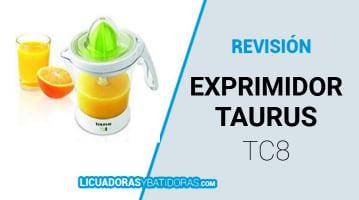 Exprimidor Taurus TC8
