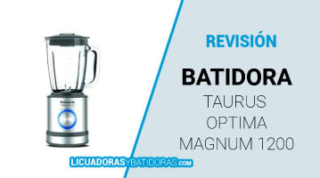 Batidora Taurus Optima Magnum 1200