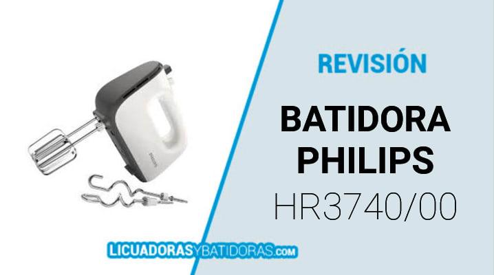 Batidora Philips HR3740/00