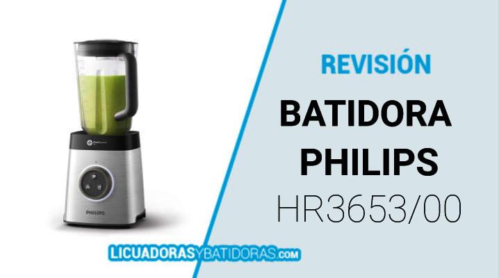 Batidora Philips HR3653/00