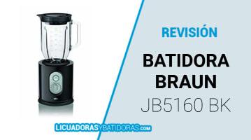 Batidora Braun Jb5160 Bk
